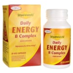 Enzymatic Therapy Daily Energy B Complex