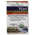 Forces of Nature Organic Wart Control - Extra Strength