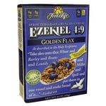 Food For Life Ezekiel 4:9 Sprouted Grain Crunchy Cereal - Golden Flax