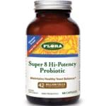 FloraSuper 8 Hi-Potency Probiotic