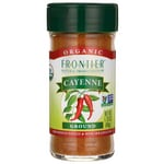 Frontier Natural Products Co-Op Organic Cayenne Ground