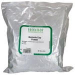 Frontier Natural Products Co-OpBentonite Clay Powder