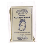 Flower ValleyReusable Cotton Bags