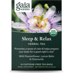 Gaia HerbsSleep & Relax Herbal Tea