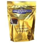 Ghirardelli Premium Baking Cocoa--Sweet Ground Chocolate and Cocoa