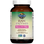 Garden of Life RAW Enzymes Women 50 & Wiser