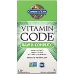 Garden of Life Vitamin Code Raw B-Complex
