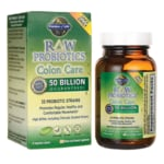 Garden of LifeRAW Probiotics Colon Care