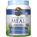 Garden of Life RAW Meal Organic Shake & Meal Replacement - Vanilla