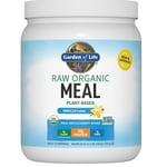 Garden of Life Bocadillo orgánico y reemplazo de comida Raw Meal - Vainilla