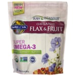 Garden of Life RAW Organic Milled Golden Flax + Antioxidant Fruit