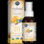 Garden of Life Mykind Organics Vegan D3 Spray - Vanilla