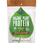 Garden of Life Organic Plant Protein - Smooth Chocolate