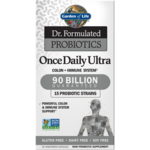Garden of Life Dr. Formulated Probiotics Once Daily Ultra