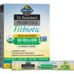 Garden of Life Dr. Formulated Probiotics Fitbiotic - Unflavored