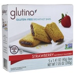 Glutino Gluten Free Breakfast Bars - Strawberry