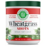 Green FoodsWheat Grass Shots