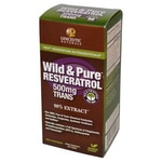 Genceutic NaturalsWild & Pure Trans-Resveratrol