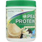 Growing Naturals Yellow Pea Protein - Vanilla Blast