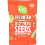 Go RawSprouted Spicy Fiesta Seeds with Celtic Sea Salt
