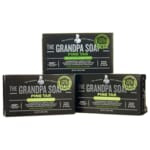 Grandpa Soap Co.Pine Tar Soap