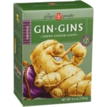 Ginger People Gin-Gins Chewy Ginger Candy