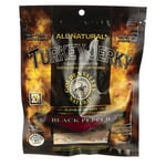 Golden Valley Natural All Natural Turkey Jerky Black Pepper
