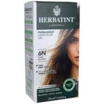 Herbatint Permanent Haircolor Gel 6N Dark Blonde