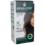 Herbatint Coloración herbal permanente en gel - 5C castaño ceniza clar