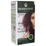 Herbatint Permanent Haircolor Gel FF4 Violet