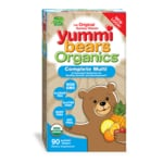 Hero Nutritionals Yummi Bears Organics Gummy Vitamins for Children