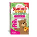 Hero Nutritionals Yummi Bears Fish Free Omega 3 with Chia Seed