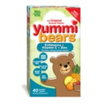 Hero Nutritionals Yummi Bears Echinacea+ Vitamin C & Zinc
