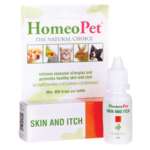 HomeoPet Skin & Itch Liquid Drops
