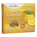 HerbionCough Drops - Honey Lemon