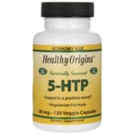 Healthy Origins Natural & Non-GMO 5-HTP