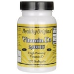 Healthy Origins Vitamin D3