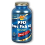 Health From The Sun PFO Pure Fish Oil - Orange Flavor