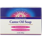 Heritage Products Castor Oil Soap