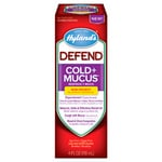 Hyland's Defend Cold + Mucus - Non-Drowsy