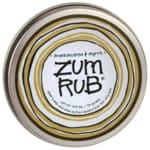 Indigo WildZum Rub Moisturizer Frankincense & Myrrh