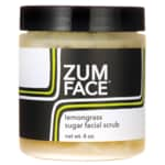 Indigo Wild Zum Face Lemongrass Sugar Facial Scrub