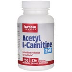 Jarrow Formulas, Inc. Acetil L-carnitina 250
