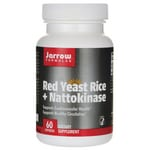 Jarrow Formulas, Inc. Red Yeast Rice + Nattokinase