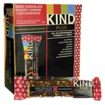 KindPlus Bars Dark Chocolate Cherry Cashew
