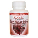 KyolicRed Yeast Rice plus CoQ10