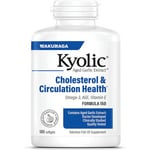 Kyolic Omega-3 Odorless and Natural Fish Oil