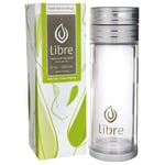 Libre Tea GlassLibre Loose Leaf Tea Glass 9 oz