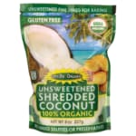 Let's Do Organic100% Organic Finely Shredded Coconut - Unsweetened