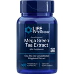 Life ExtensionMega Green Tea Extract Decaffeinated